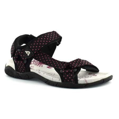 b90fa432 Sandały dla młodzieży American Club 1727/B Czarny | [3799 ...